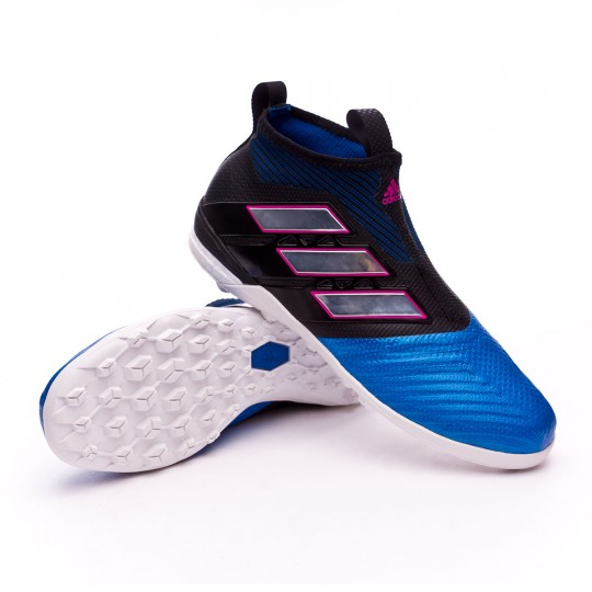 Chaussure  adidas Ace Tango 17+ Purecontrol Turf Core black-White-Blue