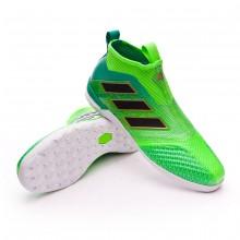 Purecontrol Tenis Black Tango Green Adidas Core Solar 17 In Ace rPISq7P
