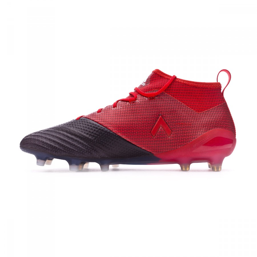 d5cd44faa303 ... discount code for boot adidas ace 17.1 primeknit fg red white core  black football 2b971 85273