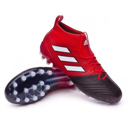 Bota  adidas Ace 17.1 Primeknit AG Red-White-Core black