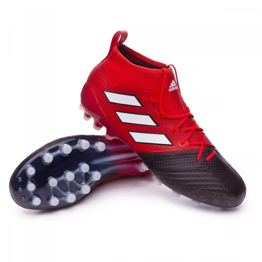 Boot adidas Ace 17.1 Primeknit AG Red-White-Core black - Foo