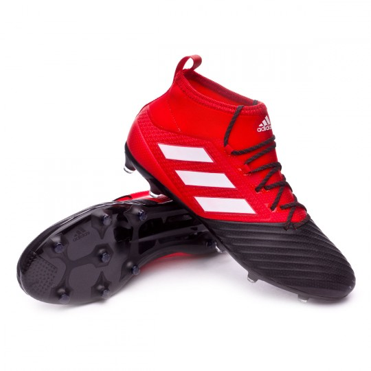 Bota  adidas Ace 17.2 Primemesh FG Red-White-Core black
