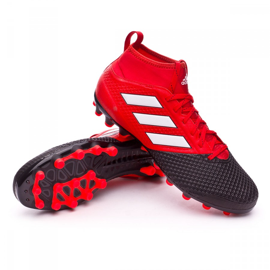 Boot adidas Ace 17.3 Primemesh AG Red-White-Core black - Football store Fútbol Emotion