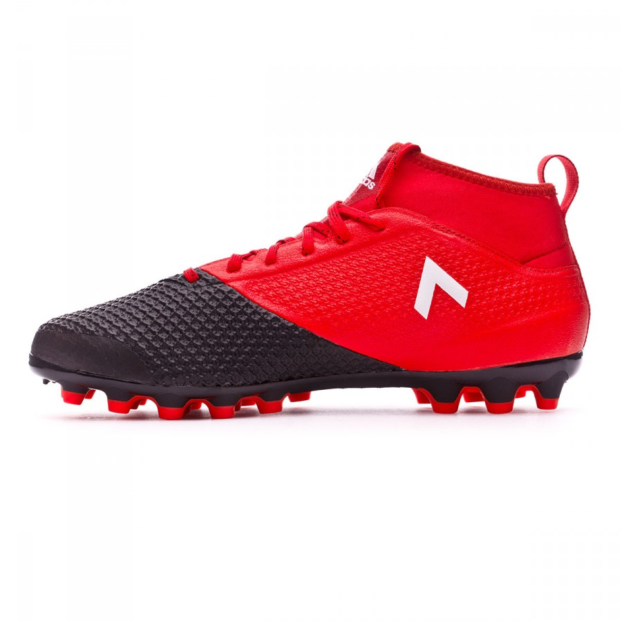 edc2acf54aa9 Football Boots adidas Ace 17.3 Primemesh AG Red-White-Core black - Football  store Fútbol Emotion