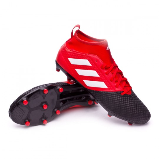 Bota  adidas Ace 17.3 Primemesh FG Red-White-Core black