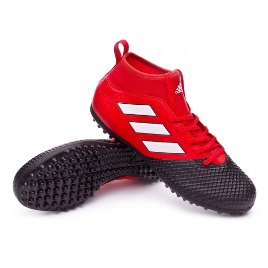 Boot  adidas Ace 17.3 Primemesh Turf Red-White-Core black
