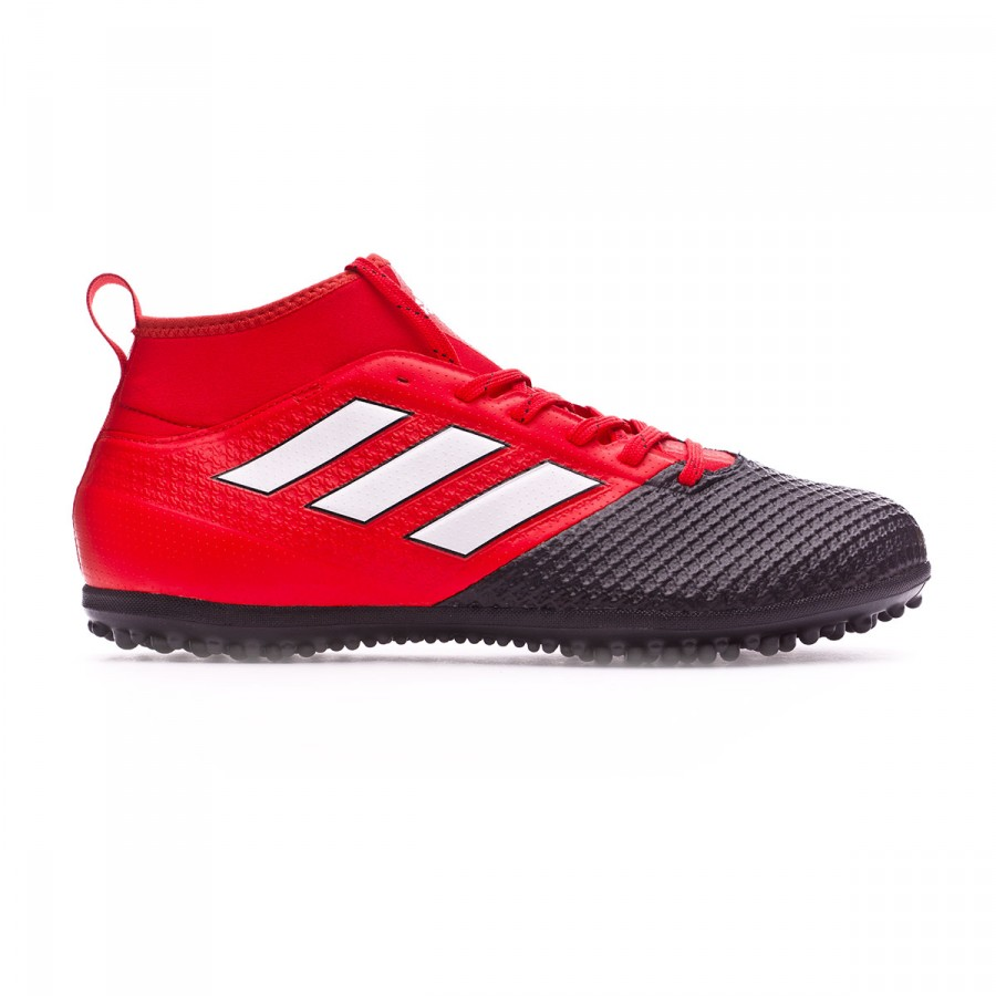 new products 7d443 7d4b6 Chaussure de foot adidas Ace 17.3 Primemesh Turf Red-White-Core black -  Boutique de football Fútbol Emotion