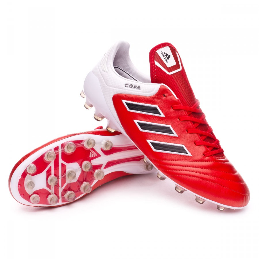 separation shoes 15c7a 32c51 adidas Copa 17.1 AG Boot. Red-Core black-White ...