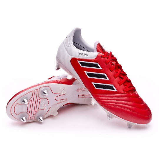 Scarpa  adidas Copa 17.2 SG Red-Core black-White