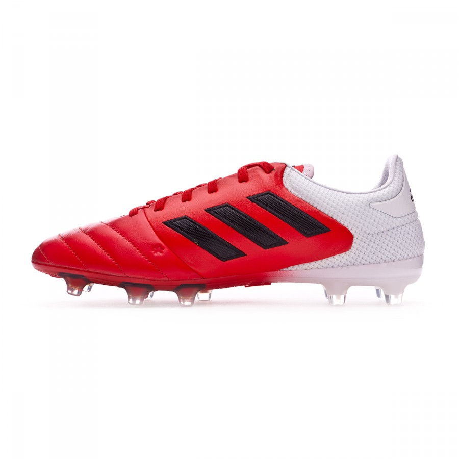 9362cdd35 Football Boots adidas Copa 17.2 FG Red-Core black-White - Football store  Fútbol Emotion