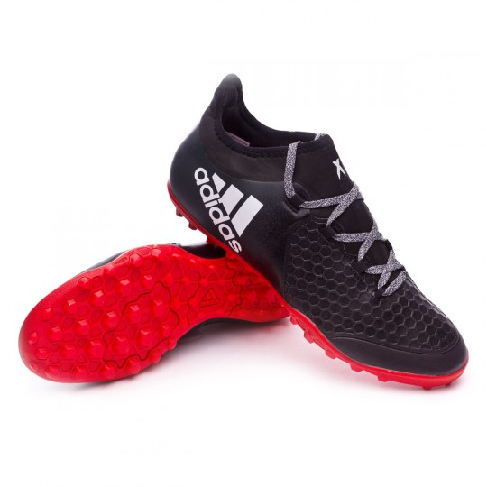 Zapatilla de fútbol sala  adidas X Tango 16.2 Turf Core black-White-Red