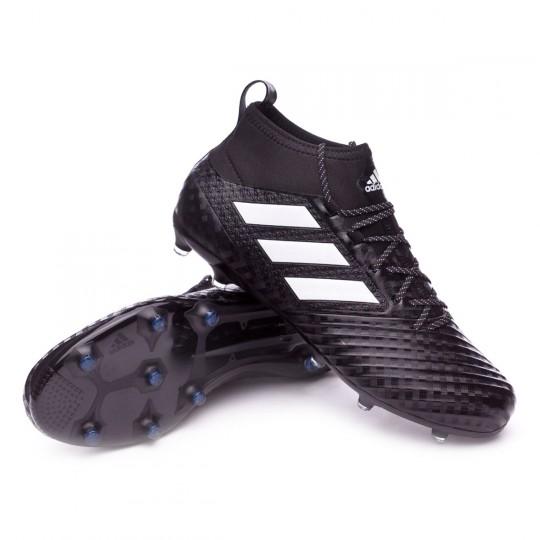 Bota  adidas Ace 17.2 Primemesh FG Core Black-White-Night metallic
