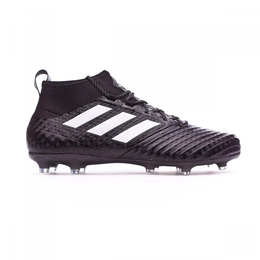 06f0fc05b Football Boots adidas Ace 17.2 Primemesh FG Core Black-White-Night metallic  - Football store Fútbol Emotion