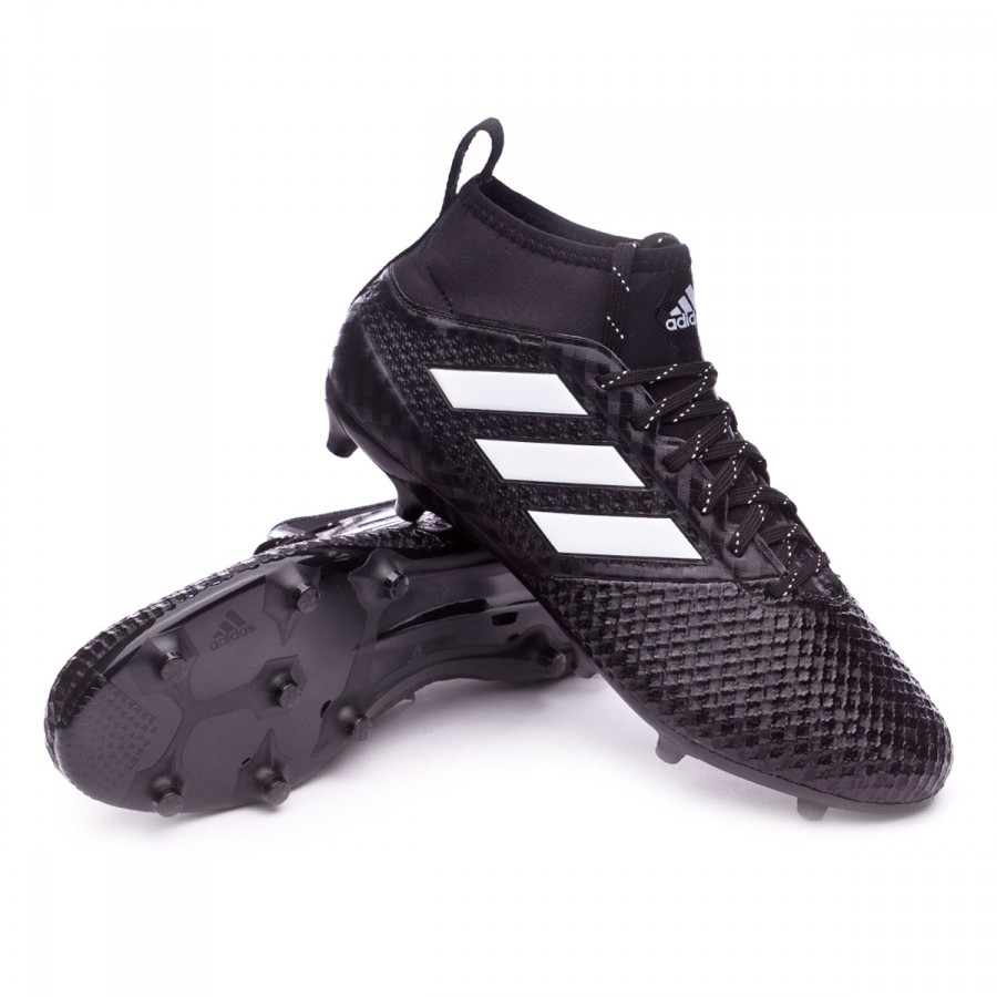 a48bcc908ee3 Football Boots adidas Ace 17.3 Primemesh FG Core Black-White-Night ...