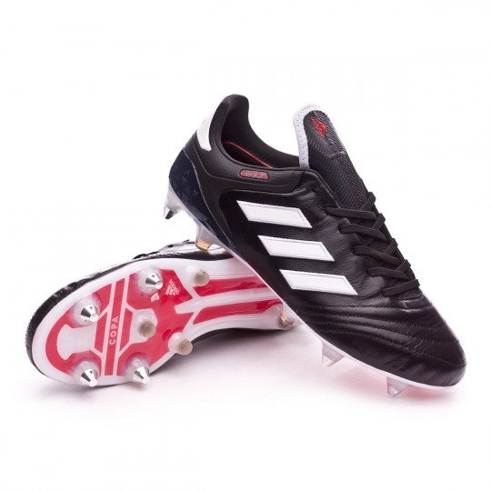 Chuteira  adidas Copa 17.1 SG Core black-White-Red