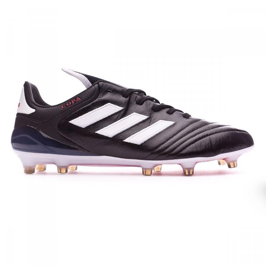 online store d844d ef054 Boot adidas Copa 17.1 FG Core black-White-Core black - Football store  Fútbol Emotion