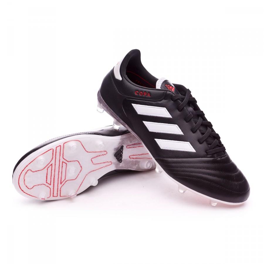 19aaa5ea6 Football Boots adidas Copa 17.2 FG Core black-White-Core black ...