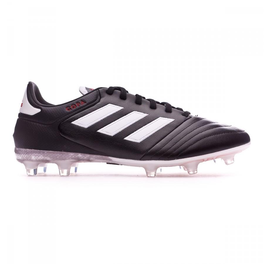 b0cf096c8 Football Boots adidas Copa 17.2 FG Core black-White-Core black - Football  store Fútbol Emotion