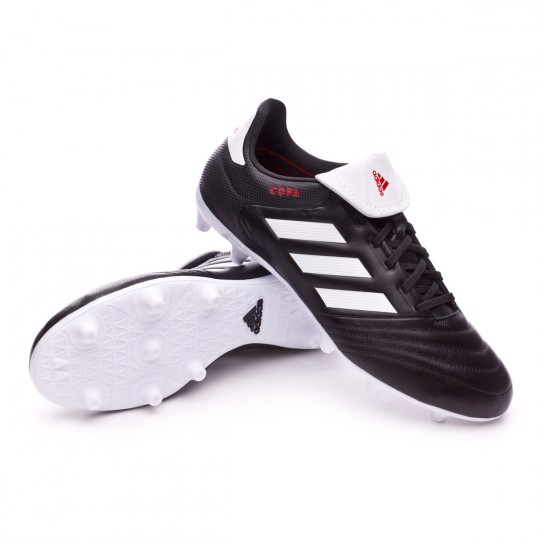 Chuteira  adidas Copa 17.3 FG Core black-White-Core black