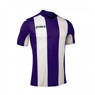 Jersey  Joma SS Pisa V Violet-White