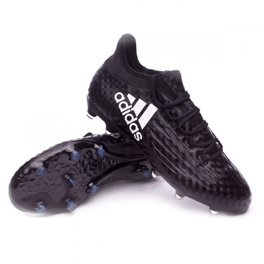 Bota  adidas X 16.2 FG Core black-White-Core black