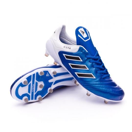 Bota  adidas Copa 17.1 FG Blue-Core black-White