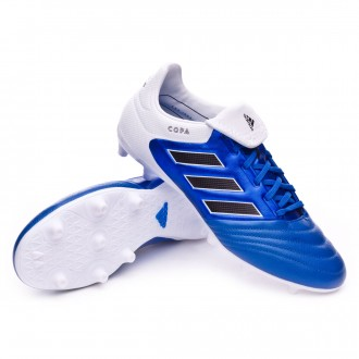 Chaussure  adidas Copa 17.3 FG Blue-Core black-White