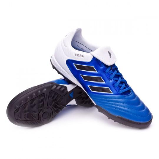 Zapatilla  adidas Copa 17.3 Turf Blue-Core black-White