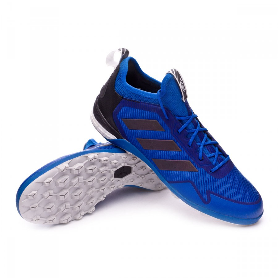 outlet store 29435 201a0 Tenis adidas Ace Tango 17.1 Turf Blue-Core black-White - Soloporteros es  ahora Fútbol Emotion