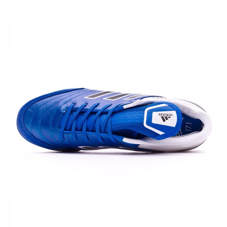 1e0a4fcc9d2fb Tenis adidas Copa Tango 17.1 Turf White-Blue-Core black - Tienda de fútbol  Fútbol Emotion
