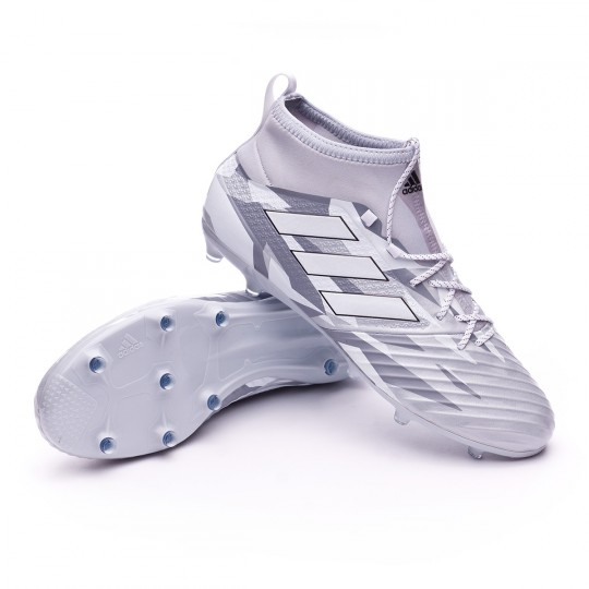 Chaussure  adidas Ace 17.2 Primemesh FG Clear grey-White-Core black