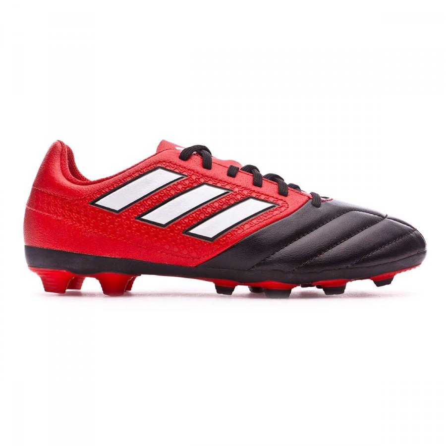 63da1b58a89 Football Boots adidas Jr Ace 17.4 FxG Red-White-Core black - Tienda de  fútbol Fútbol Emotion