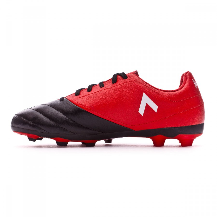 quality design e6480 cf3d0 Football Boots adidas Jr Ace 17.4 FxG Red-White-Core black - Football store  Fútbol Emotion