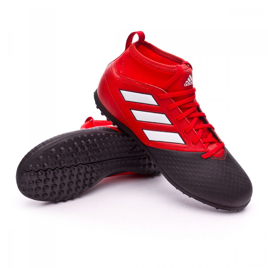 17 White De Primemesh Turf Zapatos Fútbol Niño Core 3 Ace Red Adidas HIvpAq f6450ef67dc5a