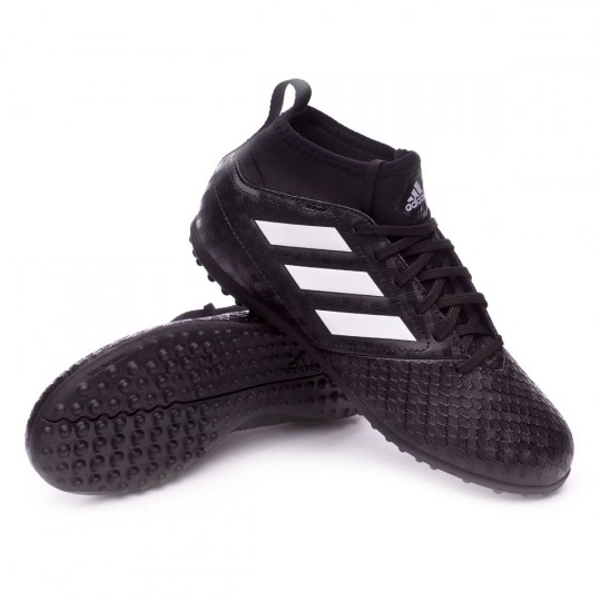 Bota  adidas jr Ace 17.3 Turf Core black-White-Core black