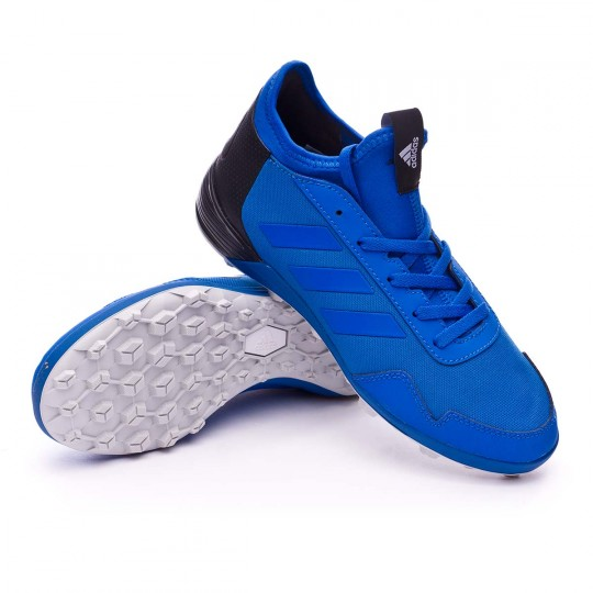 Zapatilla  adidas jr Ace Tango 17.2 Turf Blue-Core black-White