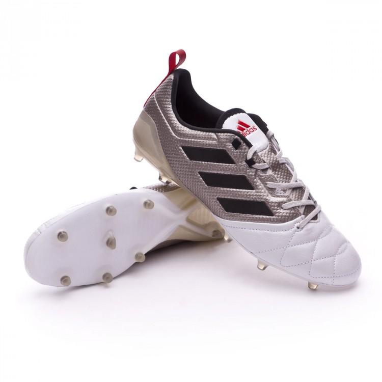buy online f54cd edb79 bota-adidas-ace-17.1-fg-mujer-platin-metallic-