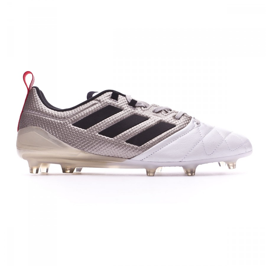 online store d5bfd 5d1f7 Boot adidas Woman Ace 17.1 FG Platin metallic-Core black-Core red -  Soloporteros es ahora Fútbol Emotion