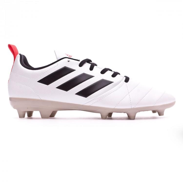 894ed0e75c3 Football Boots adidas Woman Ace 17.4 FG White-Core black-Core red ...