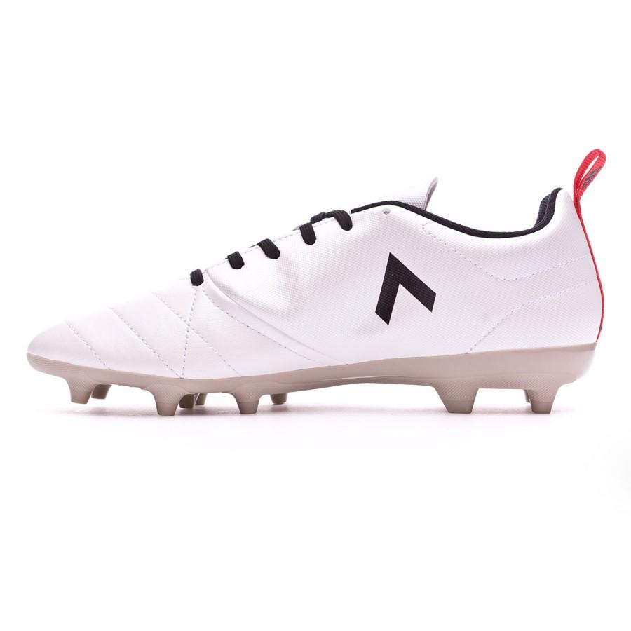 20fd5c2e3c478 Zapatos de fútbol adidas Ace 17.4 FG Mujer White-Core black-Core red -  Soloporteros es ahora Fútbol Emotion