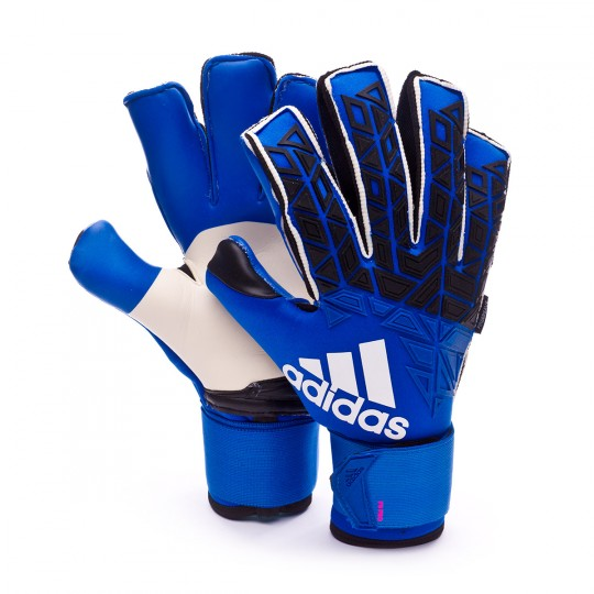 Guante  adidas Ace Trans Fingersave Pro Blue-Black-White
