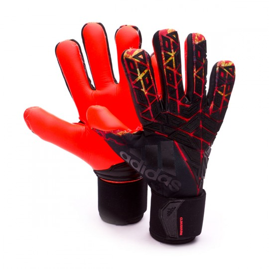 Guante  adidas Ace Trans Climawarm Black-Red