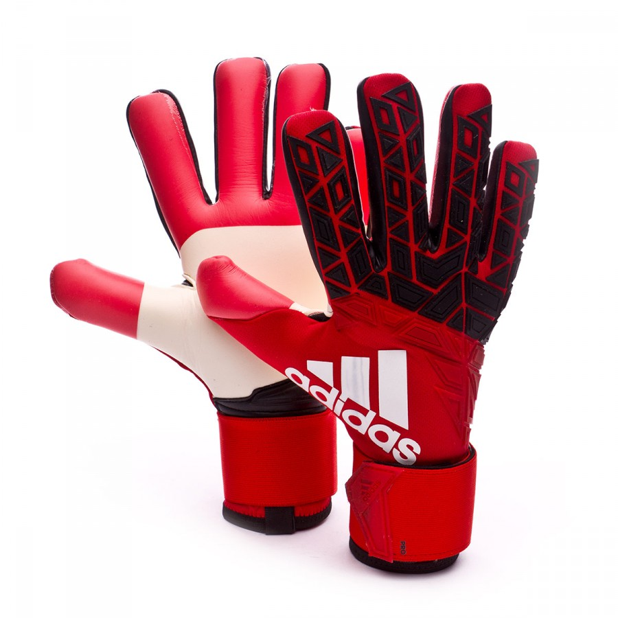 Gant adidas Ace Trans Pro Red-Black-White - Boutique de football Fútbol Emotion