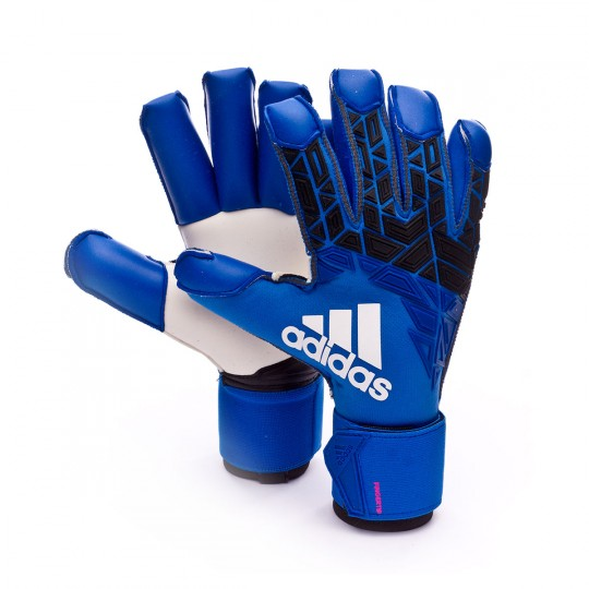 Luvas  adidas Ace Trans Fingertip Blue-Black-White