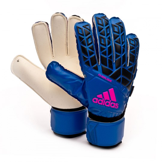 Guante  adidas Ace Fingersave Replique Blue-Black-White