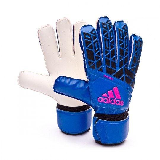 Luvas  adidas Ace Replique Blue-Black-White