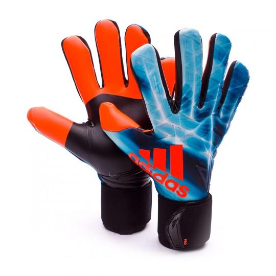 Guante  adidas Ace Trans Pro MN Cyan-Black-Red
