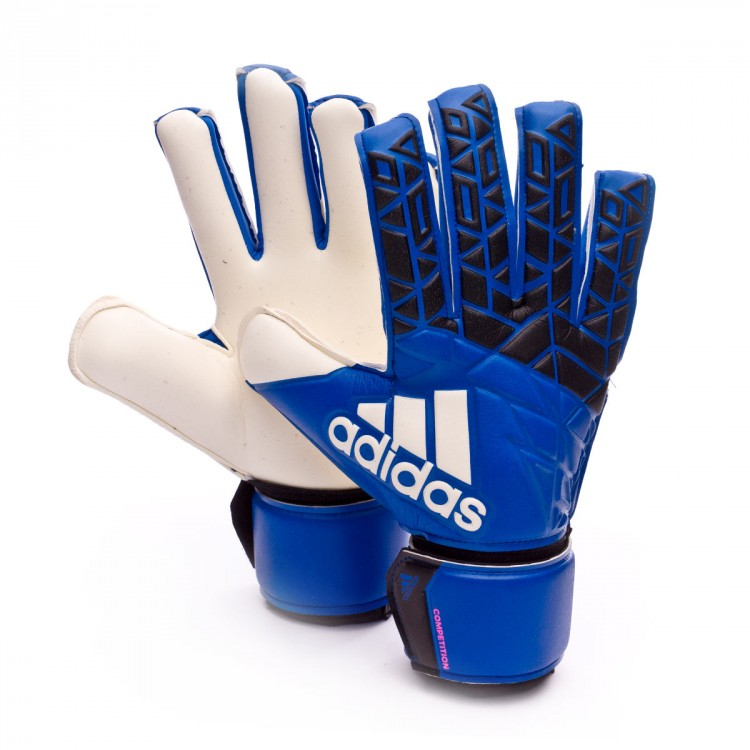big sale 76947 3f0e2 Guante Ace Competition Blue-Black-White