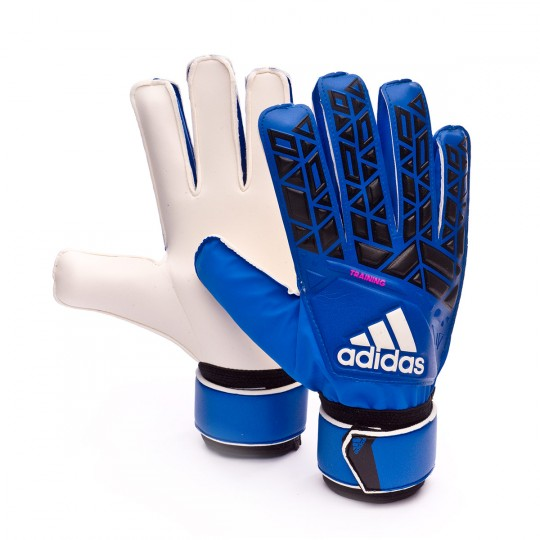 Luvas  adidas Ace Training Blue-Black-White