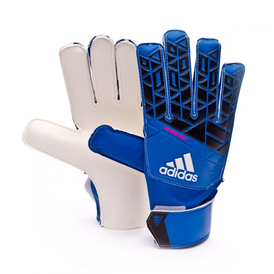 Luvas  adidas Ace Young Pro Blue-Black-White